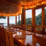 Thorfynns restaurant Interior