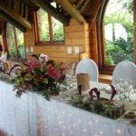 Tree tops wedding