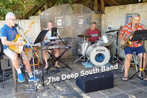 MONKEY VALLEY GIG GUIDE | Deep South Band