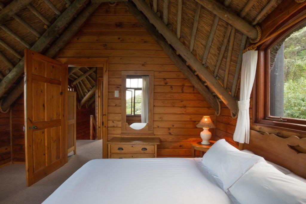 Self Catering Bedroom at Monkey Valley Resort
