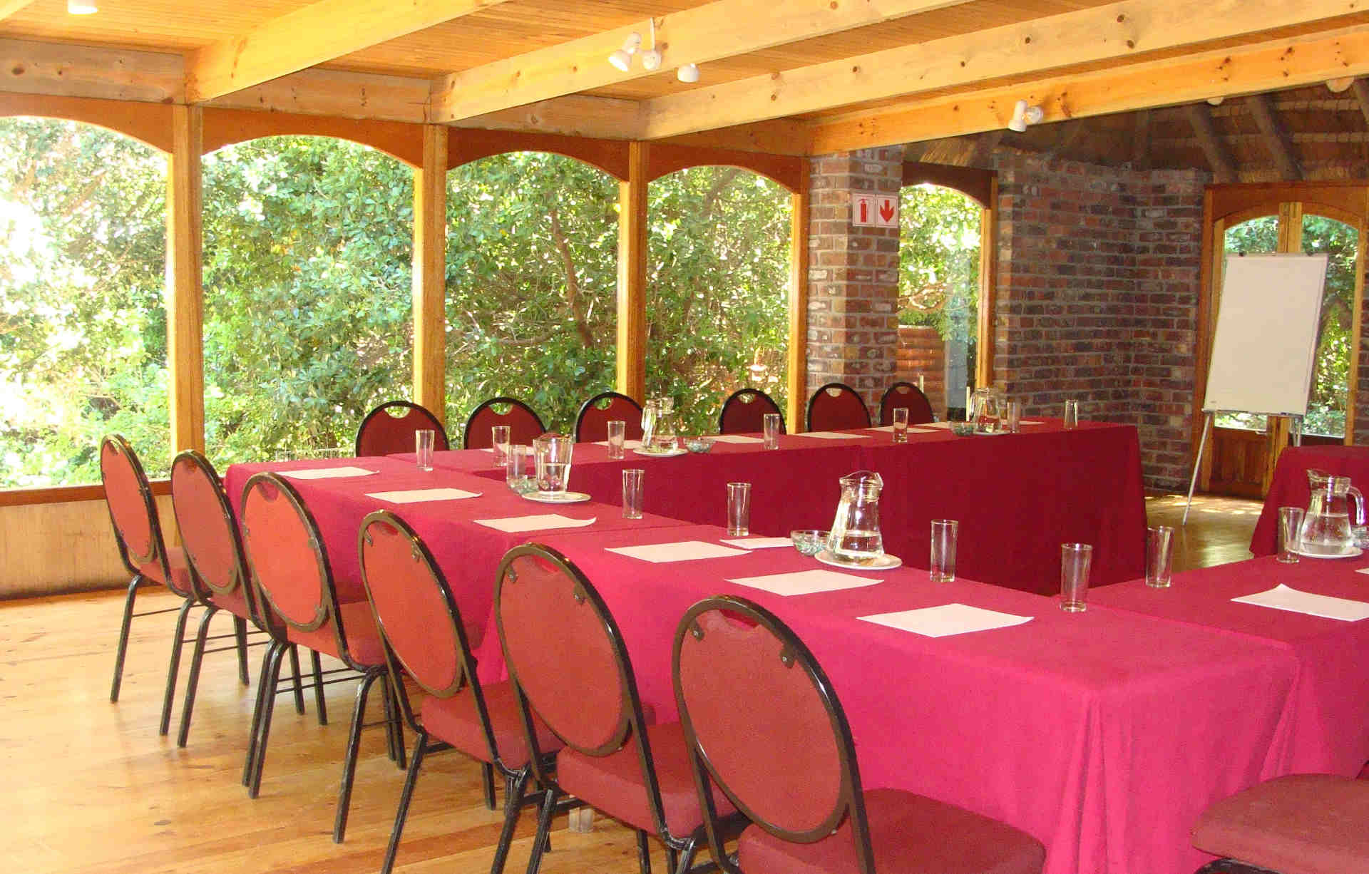 Lapa Function Venue at Monkey Valley Resort